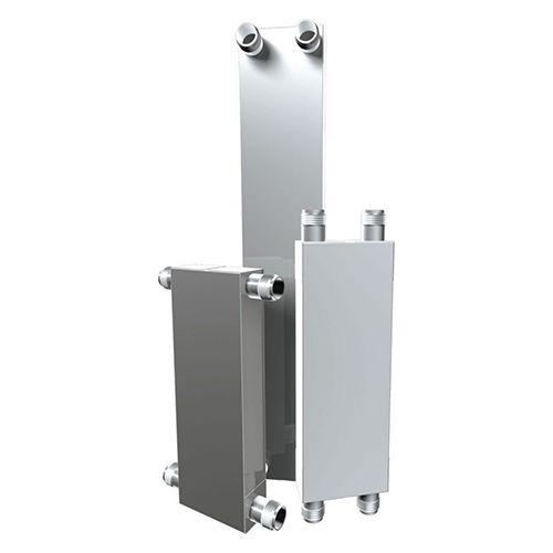 壳牌与钢板焊接式换热器