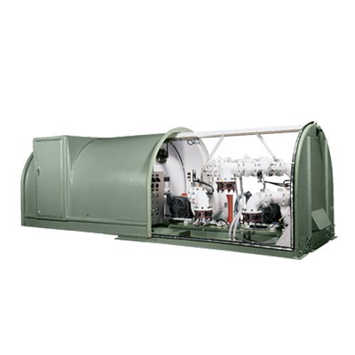 戈尔曼 - 鲁普地上污水提升泵站