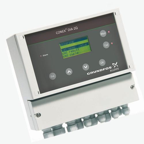 格兰富Conex®水处理装置