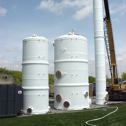 纤溶酶坦克塑料水箱和球